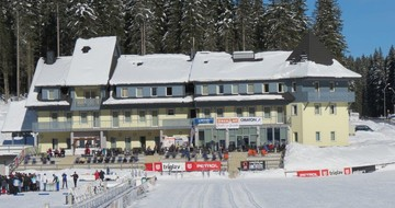 POKLJUKA BIATHLON CENTER, SLOVENIA