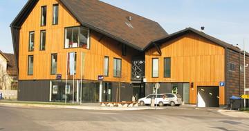 GERARD Corona chestnut CEDAR - CHESTNUT COMBINATION, IG HEALTH CENTER, SLOVENIA