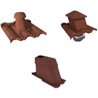 Sanitäre Lüftungsöffnungen für Dächer
