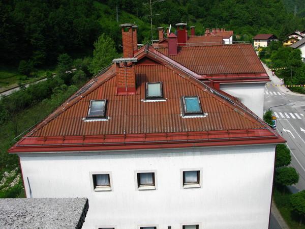 Slowenien, vorher