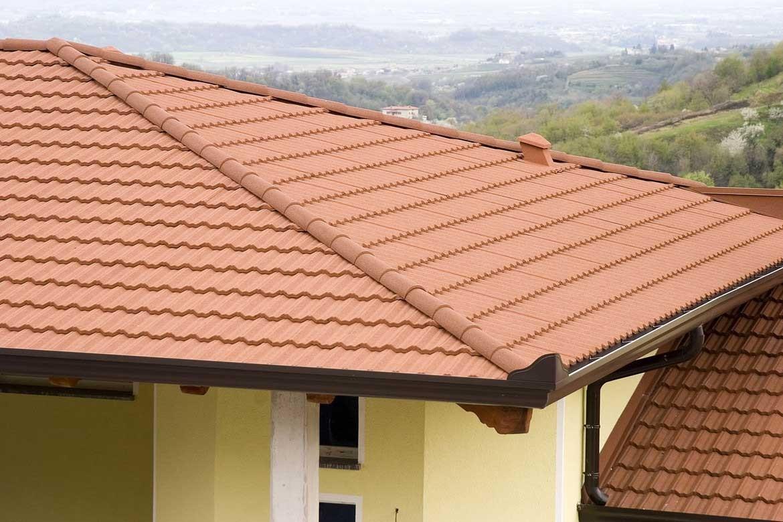 Stahldächer von Gerard