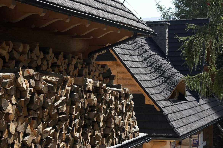 Nachhaltige Dacheindeckung von Gerard