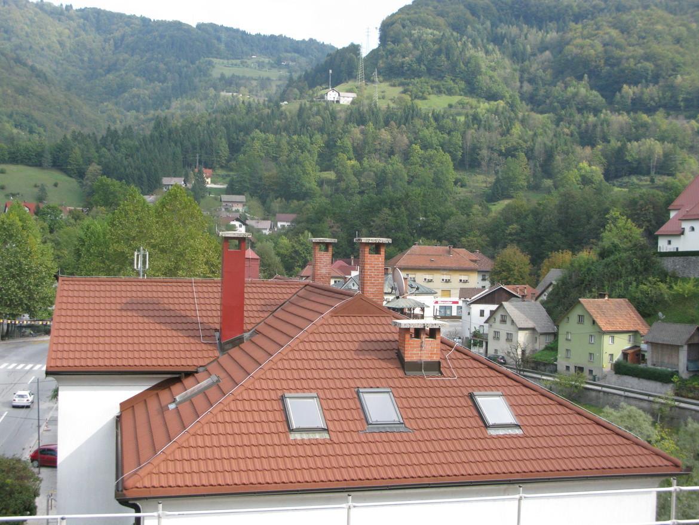 Dachrenovierung Metalldach