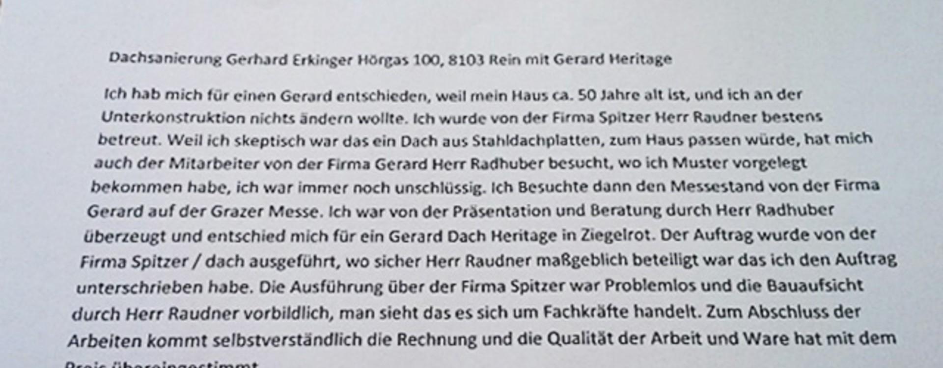 Gerard Heritage