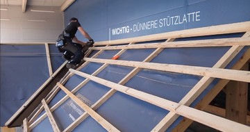 GERARD Dach - Einlatten